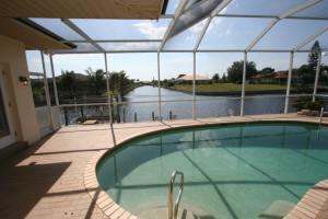 Gulf Access Homes in Cape Coral Fl