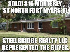 315 MONTEREY ST NORTH FORT MYERS, FL