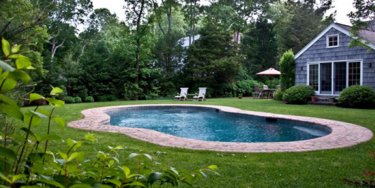 The outdoor features of a property can be the deciding factor for many buyers